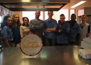 PrO Assen wint Gezonde Schoolkantine Schaal 2015