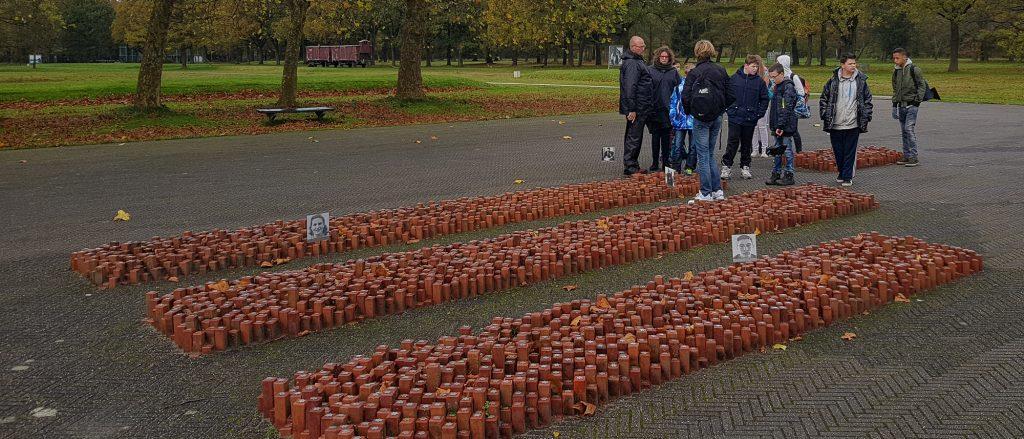Excursie kamp Westerbork
