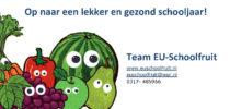 EU- Schoolfruit op PrO Assen